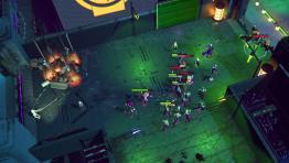 Киберпанковая стратегия Re-Legion выйдет до конца июня