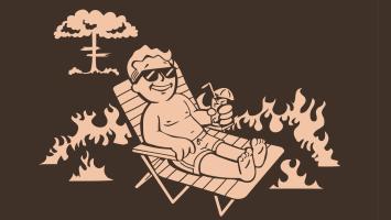 """Игрок проспорил анонс Fallout 76 и выпил целую бутылочку соуса """"Табаско"""""""