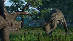 Работа с динозаврами в новом трейлере Jurassic World Evolution