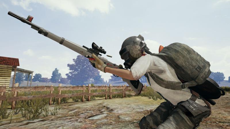 Временный ивент этой недели в PUBG посвящен снайперам