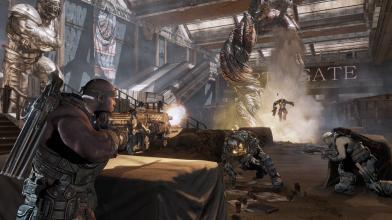 Анонсирована Gears Tactics эксклюзивно для PC - геймплей XCOM во вселенной Gears of War