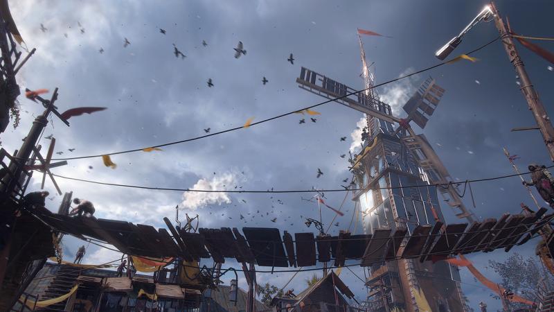 Первые скриншоты и подробности Dying Light 2