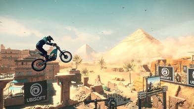 Мотоциклетные трюки возвращаются в Trials Rising