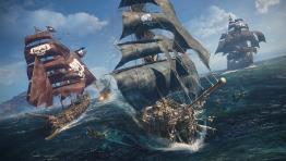 Кинематографичный ролик и геймплей Skull and Bones с E3 2018