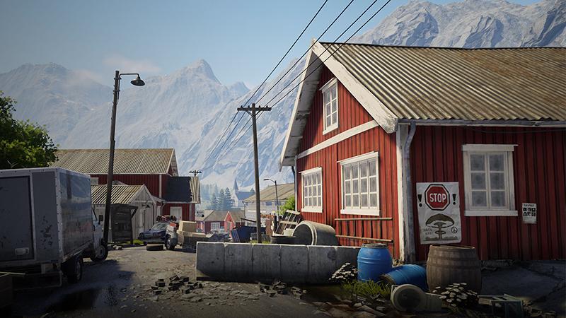 Анонсирован сурвайвал-шутер Vigor - новый проект от Bohemia Interactive
