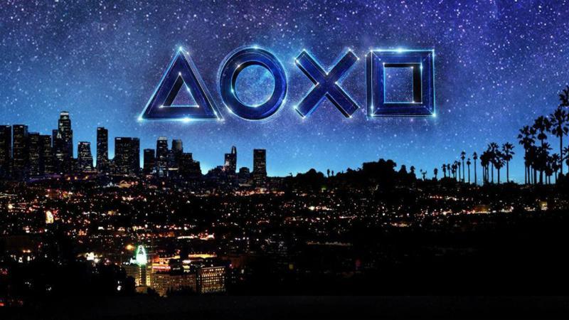 Конференция Sony на E3 2018: прямая трансляция