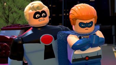 Состоялся релиз LEGO The Incredibles
