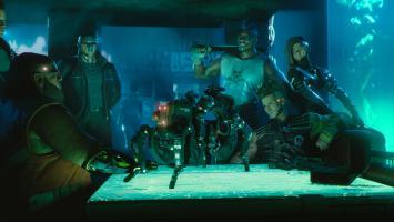 Cyberpunk 2077 выйдет на текущем поколении