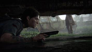 Элли является единственным играбельным персонажем в The Last of Us: Part 2
