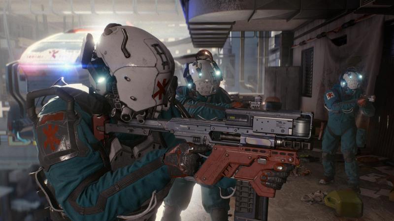 Оружие в Cyberpunk 2077 будет отличаться цветом в зависимости от редкости