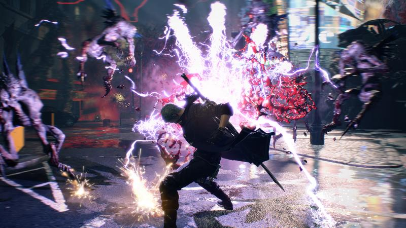 Директор Devil May Cry 5 подтвердил фанатскую теорию о Неро