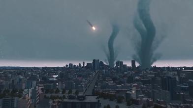 В Cities: Skylines сняли 25-минутный фильм-катастрофу