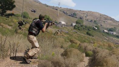 Arma 3 получит новый одиночный сценарий в этом году
