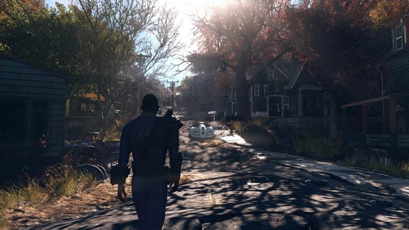 Открытая бета Fallout 76 пройдет на Xbox One раньше, чем на других платформах
