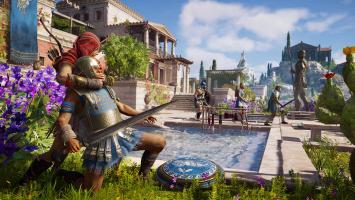 Директор Assassin's Creed: Odyssey называет игру самой продуманной и глубокой в серии