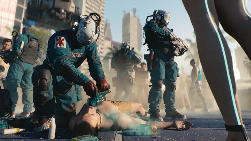 В Cyberpunk 2077 не будет загрузочных экранов