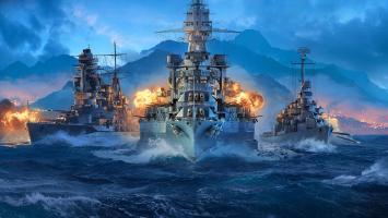 World of Warships выйдет на консолях