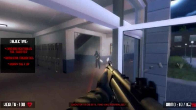 PayPal заблокировала продажи шутера Active Shooter про школьные расстрелы