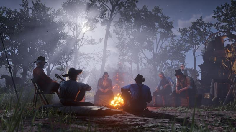 PC-версия Red Dead Redemption 2 появилась в профиле сотрудника Rockstar в LinkedIn