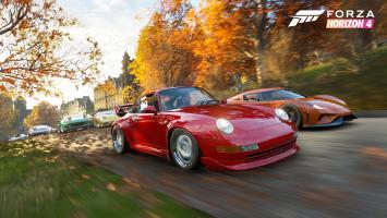 Список автомобилей Forza Horizon 4 оказался случайно слит в сеть
