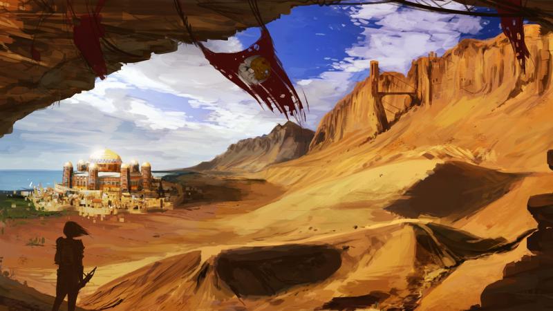 События The Elder Scrolls 6 могут развернуться в Хаммерфелле