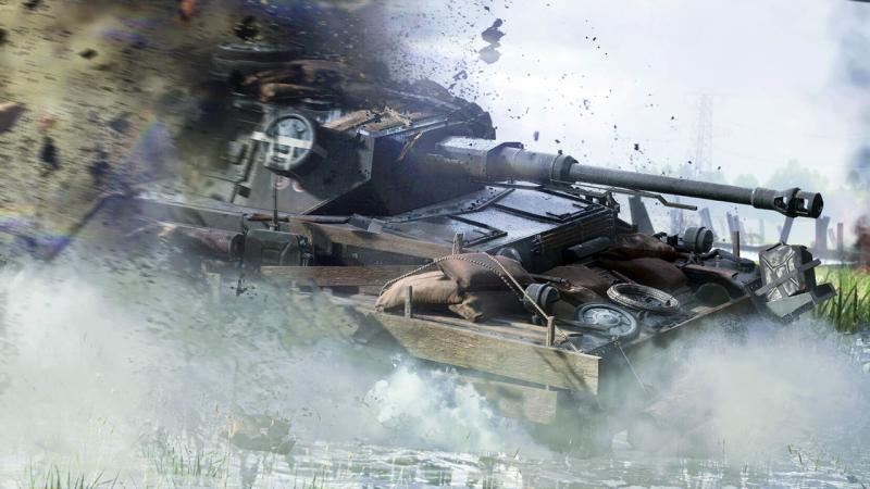 DICE объяснила суть сражений на бронетехнике в Battlefield V