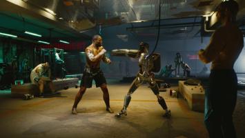 В Cyberpunk 2077 будет брутальная расчлененка