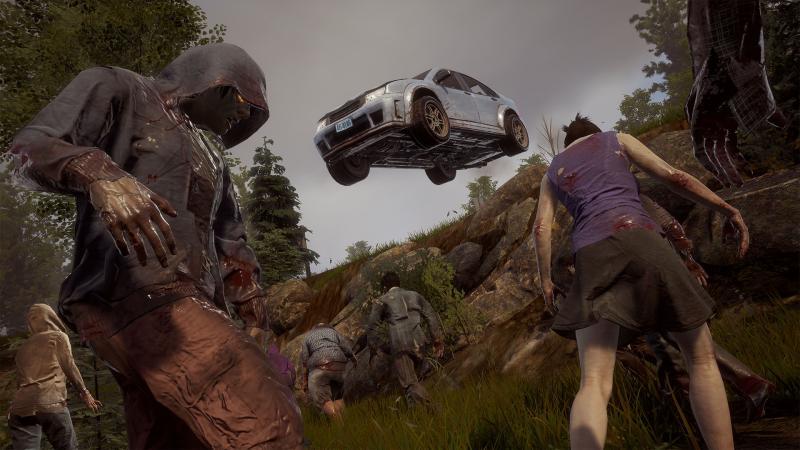 Пользовательская база State of Decay 2 достигла 3 миллионов игроков