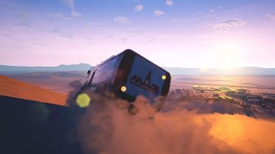 Релиз симулятора Dakar 18 состоится в первой половине сентября
