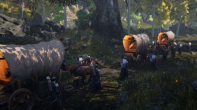 К разработчикам Ashes of Creation присоединились бывшие сотрудники Daybreak Games