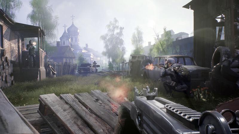 """Релиз """"королевской битвы"""" Fear the Wolves в сеттинге Чернобыля состоится в июле"""
