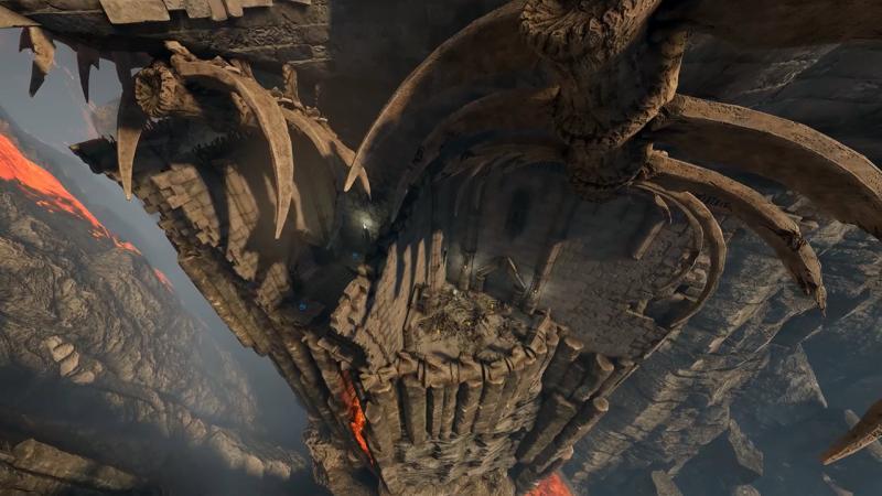 Новая арена The Molten Falls уже доступна в Quake Champions