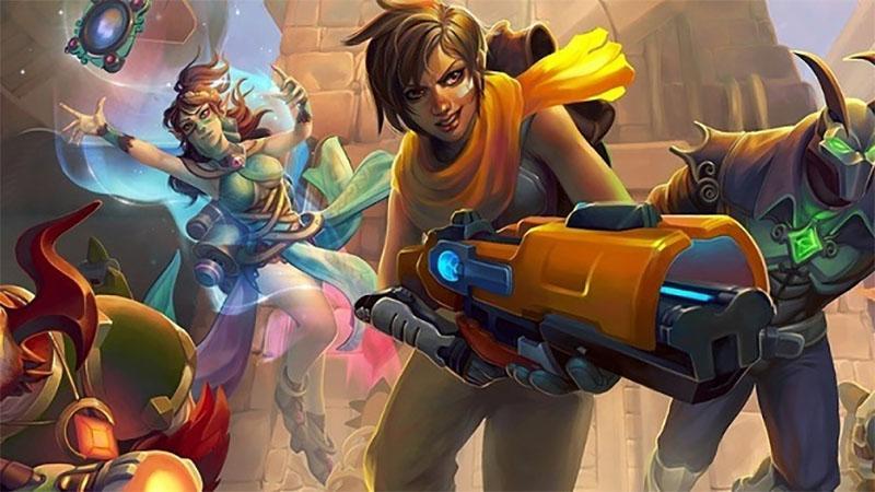 Почти новая игра: впечатления от Realm Royale