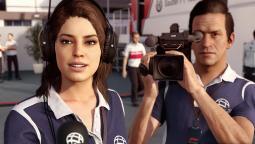 Игроки F1 2018 смогут общаться с прессой