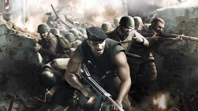 Компания Kalypso получила права на культовый франчайз Commandos