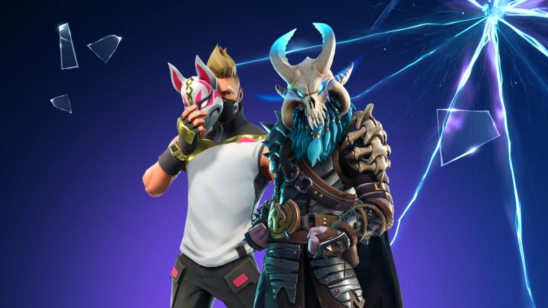 Epic Games официально раскрыла пятый сезон Fortnite: Battle Royale