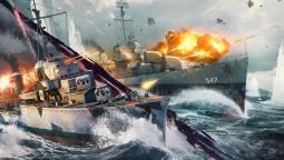 Динамичненько! Протестировали морские сражения в War Thunder