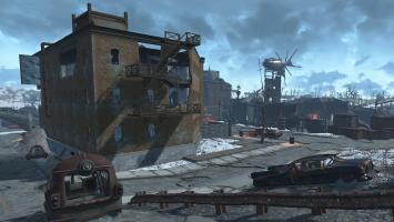 Зимние пустоши ждут вас в моде Northern Springs для Fallout 4