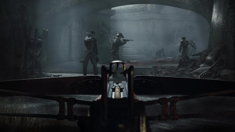 Обновление 2.1 для Hunt Showdown уже доступно