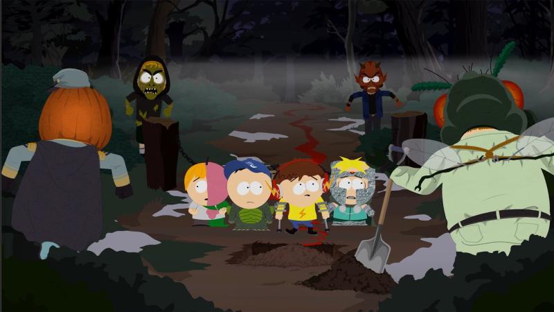 Дополнение Bring the Crunch для South Park: The Fractured But Whole выходит в конце июля