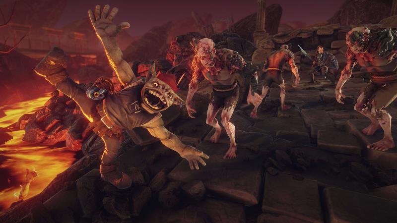 Еще немного хорошего. Обзор Hand of Fate 2: Outlands and Outsiders