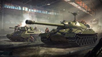 В War Thunder стартовал ивент с возможностью собрать ИС-7 и Т-34Э по чертежам