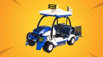 Встречайте LEGO Fortnite Battle Royale в фанатском трейлере