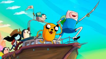 Ножом по сердцу. Обзор Adventure Time: Pirates of the Enchiridion
