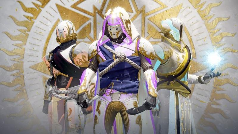 """Новый трейлер ивента """"Солнцестояние героев"""" в Destiny 2"""