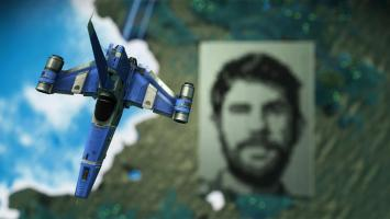 Фанат No Man's Sky построил на игровой планете лицо Шона Мюррея