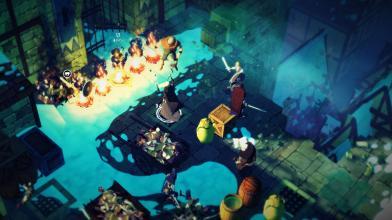 Релиз пошаговой тактический RPG Sword Legacy: Omen состоится через две недели