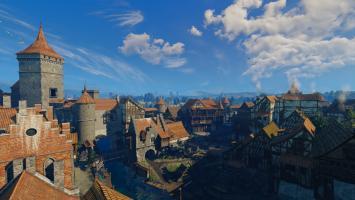 Мод Next Generation LOD для The Witcher 3 повышает детализацию отдаленных объектов