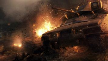 Armored Warfare вышла на Xbox One
