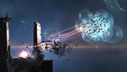 В масштабной битве EVE Online был нанесен ущерб на тысячи долларов